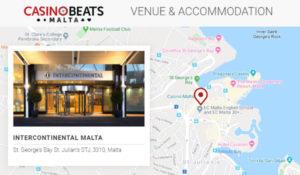 SAP @ CasinoBeats Malta