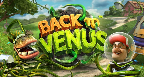 Slot Game Back to Venus by Betsoft Gaming