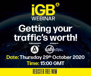 iGB Webinar Sponsorship