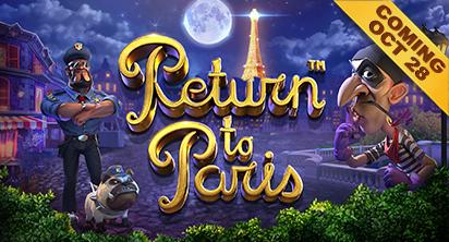 Betsoft - Return to Paris